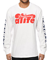 Alife x Budweiser Lockup Long Sleeve T-Shirt