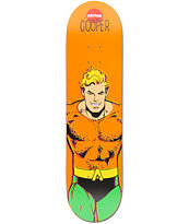 "Almost Cooper Aquaman 8.0"" Skateboard Deck"