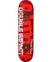"Almost Daewon Sloppy Seconds 7.75"" Double Impact Skateboard"