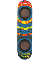 """Almost Daewon Song 7.75"""" Tie Dye Impact Support Skateboard Deck"""