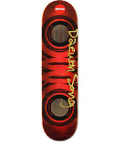 """Almost Daewong Song Spray Stain Impact 8.0"""" Skateboard Deck"""
