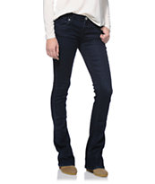 Almost Famous Kenya Dark Blue Wash Bootcut