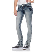 Almost Famous Kylie Medium Wash Bootcut Jeans