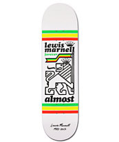 """Almost Lewis Marnell Tribute 8.25"""" Skateboard Deck"""