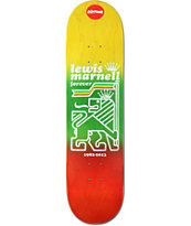 "Almost Marnell Farewell Rasta 8.0"" Skateboard Deck"