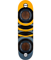 "Almost Mullen Fluorescent 8.0"" Impact Support Skateboard Deck"
