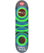 Almost Mullen Glow Impact Support 7.75 Skateboard Deck