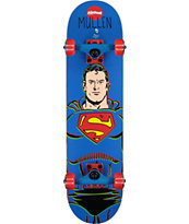 "Almost Mullen Superman 7.3"" Complete Skateboard"