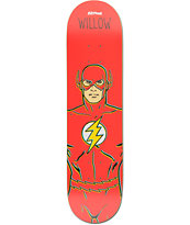 "Almost Willow The Flash 7.75"" Skateboard Deck"