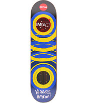 Almost Youness Glow Impact Support 8.0 Skateboard Deck