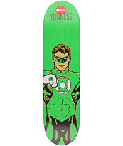 Almost Youness Green Lantern 8.0 Skateboard Deck