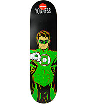 "Almost Youness Green Lantern 8.25"" Skateboard Deck"