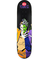 "Almost Youness Two Face 8.0"" Skateboard Deck"