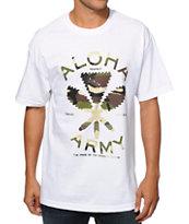 Aloha Army Heritage White T-Shirt