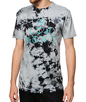 Altamont Branded Logo Tie Dye T-Shirt