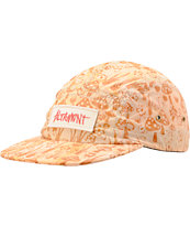 Altamont Fungi Brown 5 Panel Hat