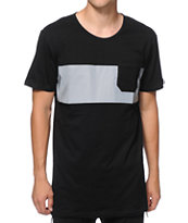 American Stitch 3M Panel Pocket Tee Shirt