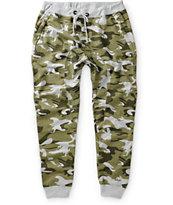 American Stitch Camo Jogger Pants