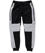 American Stitch Crumb Color Block Jogger Pants