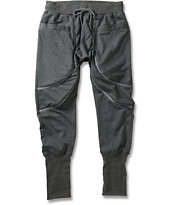 American Stitch Double Zip Deep Pocket Jogger Pants