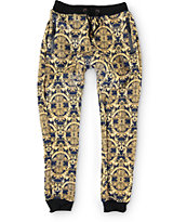 American Stitch Gold Illuminati Sublimated Jogger Pants