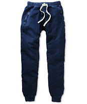 American Stitch Harem Dark Denim Jogger Sweat Pants
