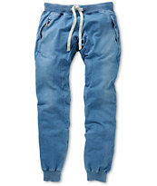 American Stitch Harem Lite Denim Jogger Sweat Pants