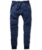 American Stitch Harem Navy Jogger Sweat Pants