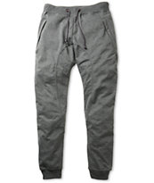 American Stitch Harlem Athletic Grey Jogger Sweat Pants