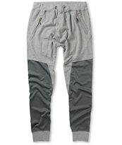 American Stitch Mesh Leg Jogger Pants