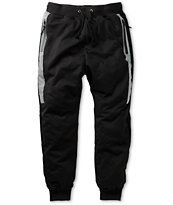 American Stitch Reflective Jogger Sweatpants