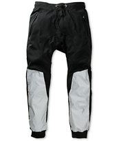 American Stitch Reflector Jogger Sweatpants