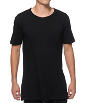 American Stitch Side ZIp T-Shirt