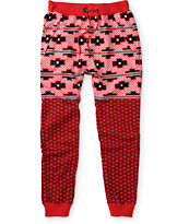 American Stitch Tetris Jogger Pants