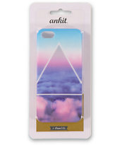 Ankit Clouds Triangle iPhone 5 Case