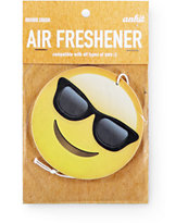 Ankit Emoji Sunglasses Air Freshener