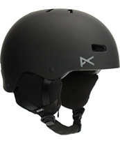Anon Raider Audio Black 2014 Snowboard Helmet