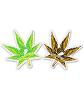 Anti-Hero Eaglize It Weed Logo Sticker