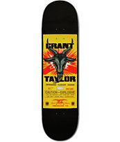 Anti Hero Grant Taylor Short Fuse 8.43 Skateboard Deck