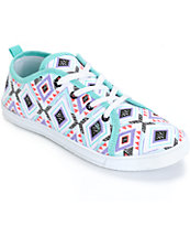 Antic Multi Tribal Low Top Shoes