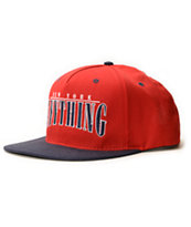 Anything Champion Snapback Hat