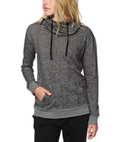 Aperture Billy Speckle Cowl Neck Hoodie