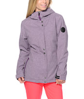 Aperture Cannon Purple 10K Snowboard Jacket