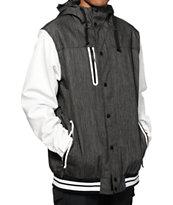 Aperture Cascade 10K Varsity Snowboard Jacket