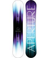 Aperture Cosmo 148cm Women's Reverse Camber Snowboard