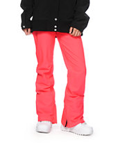 Aperture Crystal Hot Pink 10K Stretch Snowboard Pants