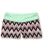 Aperture Dionne Chevron Shorts