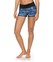 Aperture Dionne Galaxy Tribal Shorts