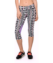 Aperture Elton Multi Tribal Capri Pants