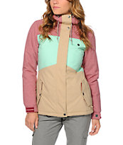Aperture Heaven Colorblock 10K Snowboard Jacket
